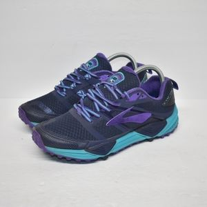 Brooks Cascadia 12 Wmns Purple Running